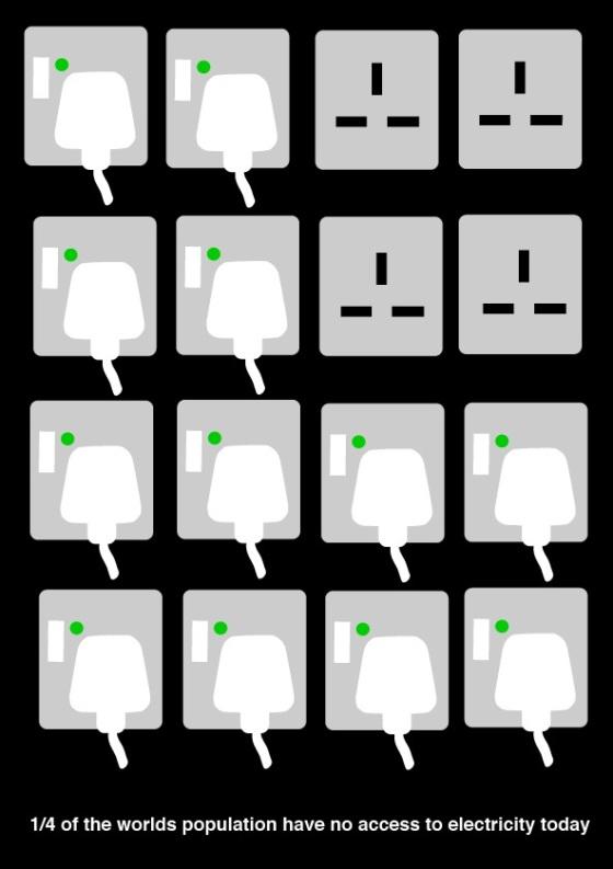 poster idea plugs