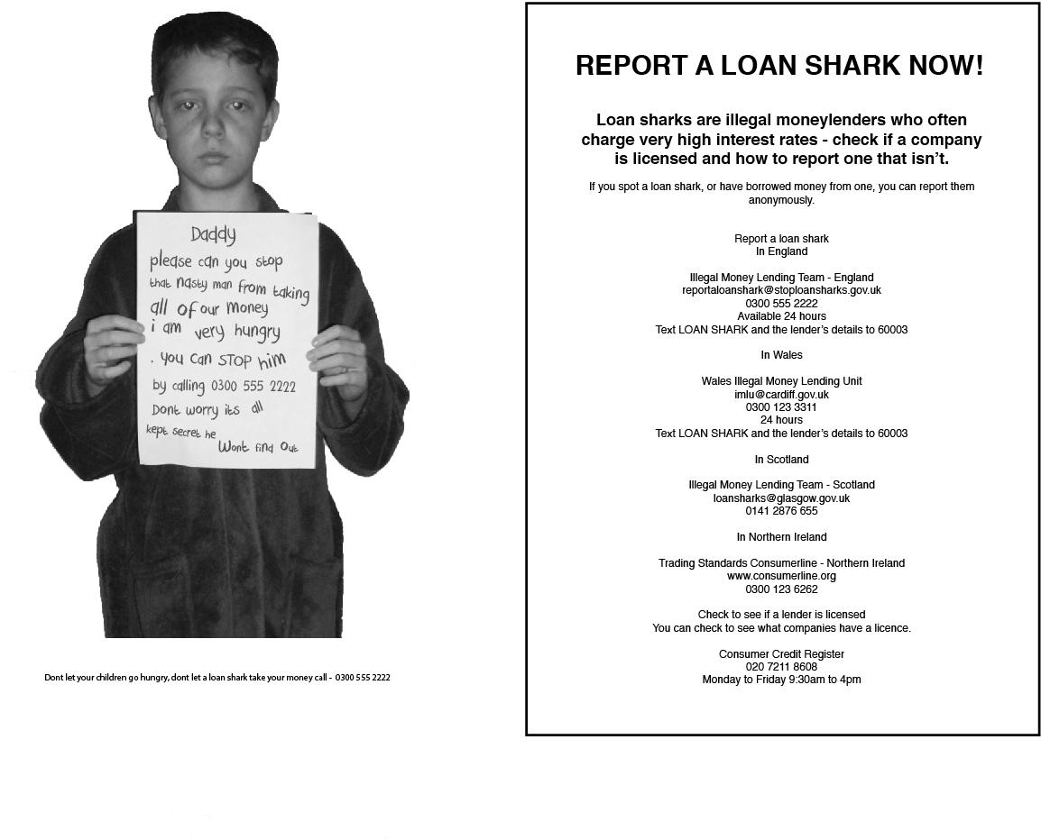 shark loan company