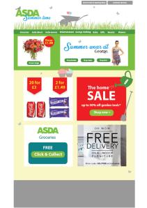 asda web branding